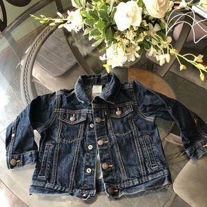 Girls Denim Jacket size 3T